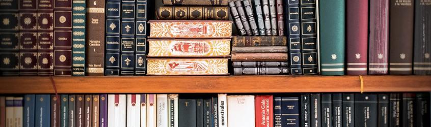 Book shelves book stack bookcase 207662